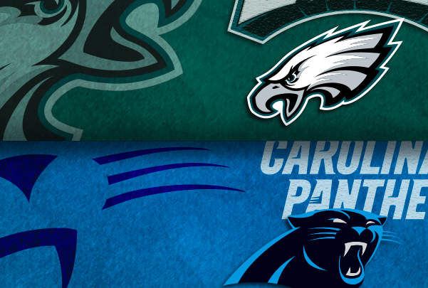 Philadelphia Eagles vs Carolina Panthers