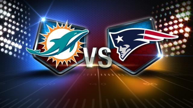 New England Patriots host the improving Miami Dolphins in Gameweek 8