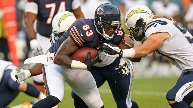 Bears vs Chargers
