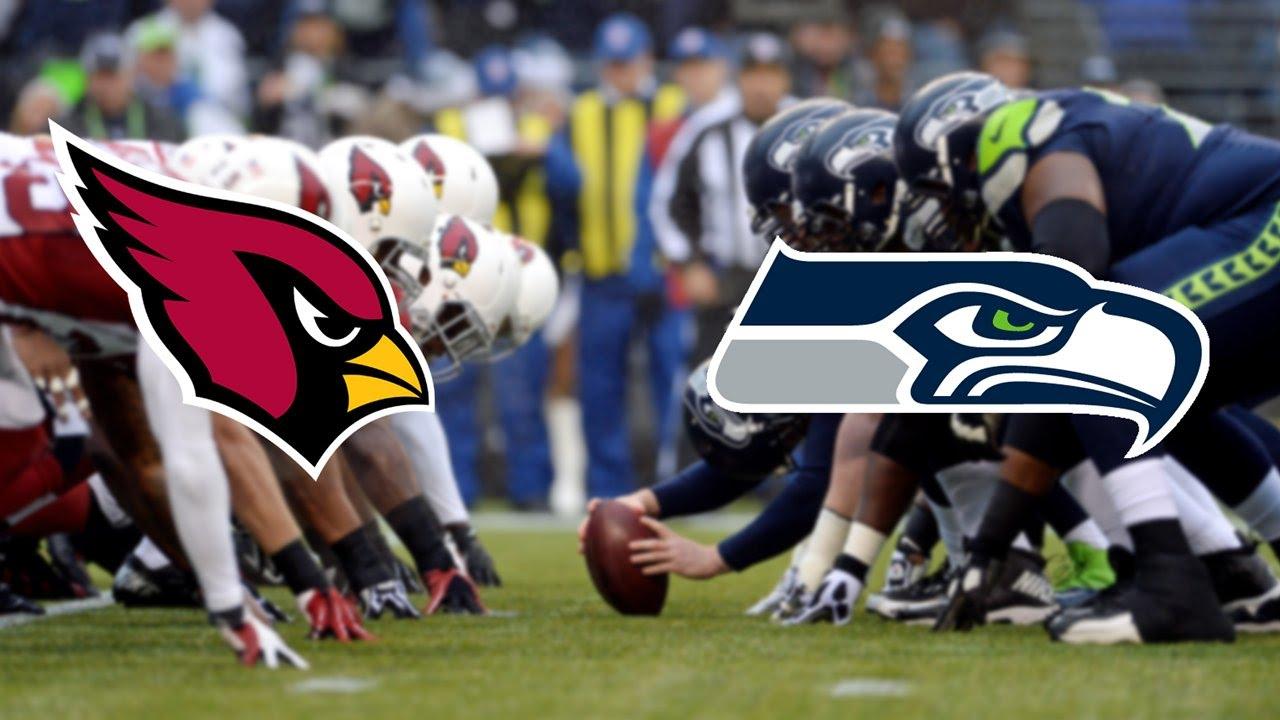 Arizona Cardinals face Seattle Seahawks