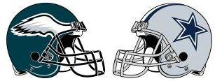 Eagles vs Cowboys