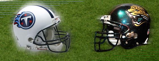 Titans vs Jaguars