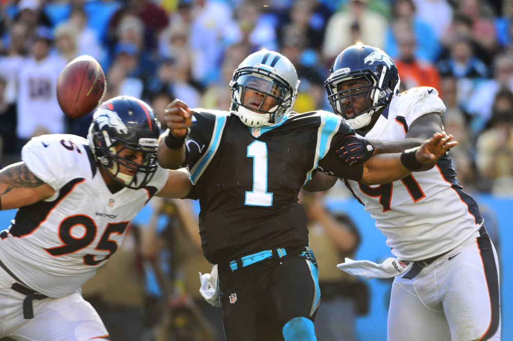 Denver Broncos @ Carolina Panthers