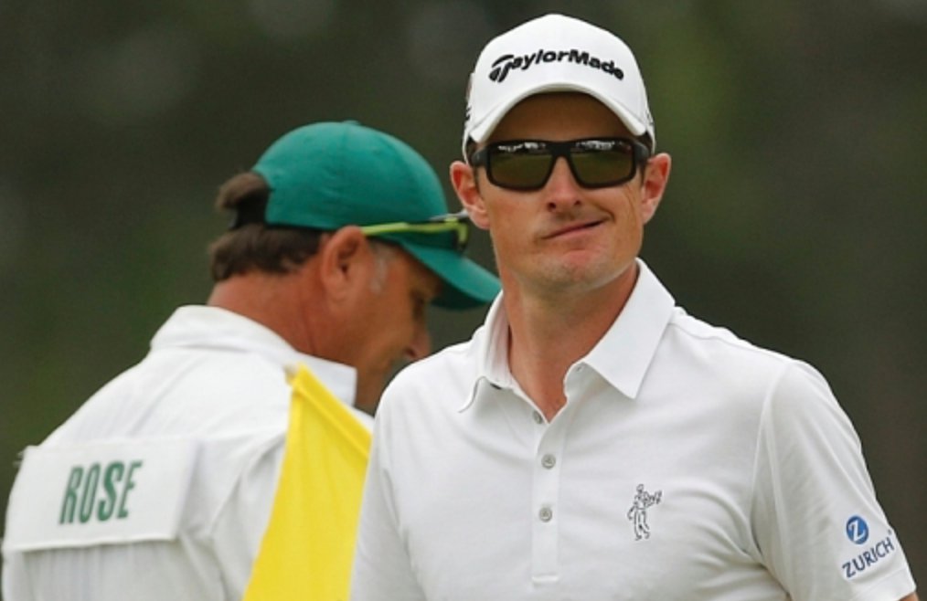 Justin Rose  US Masters Contender 2016