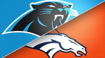 Panthers @ Broncos