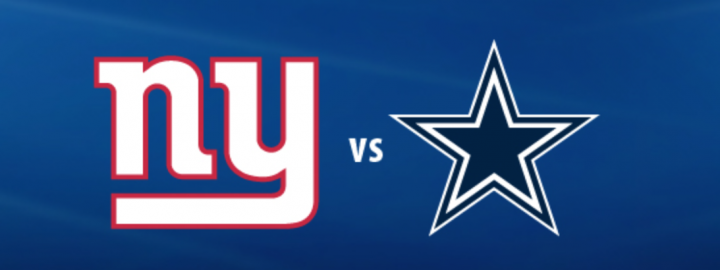 GIANTS @ COWBOYS