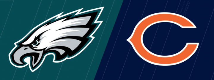 Eagles at Bears
