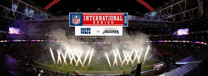 Colts vs Jaguars at Wembley