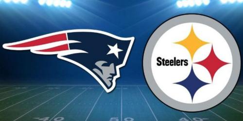 Patriots @ Steelers