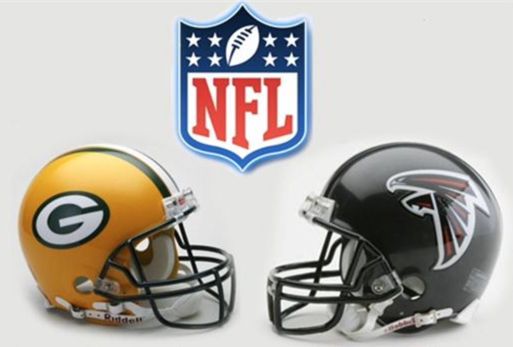 Packers @ Falcons