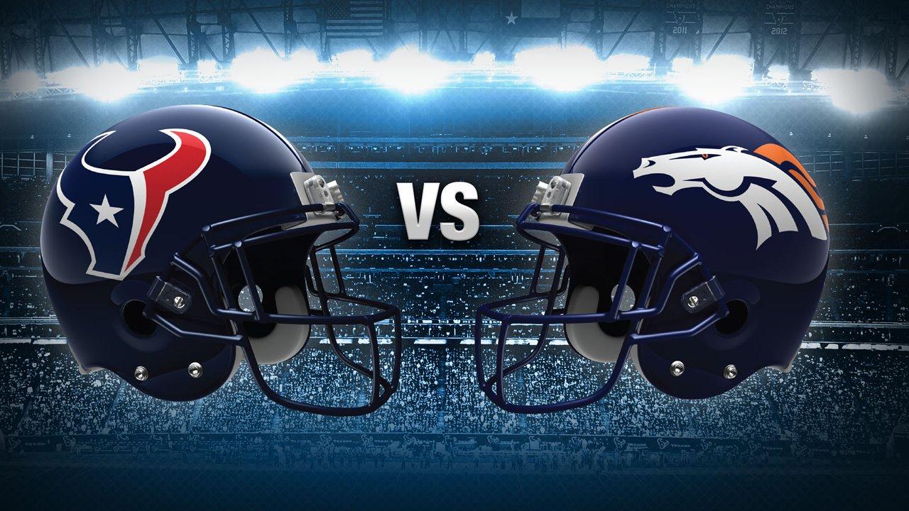Texans @ Broncos