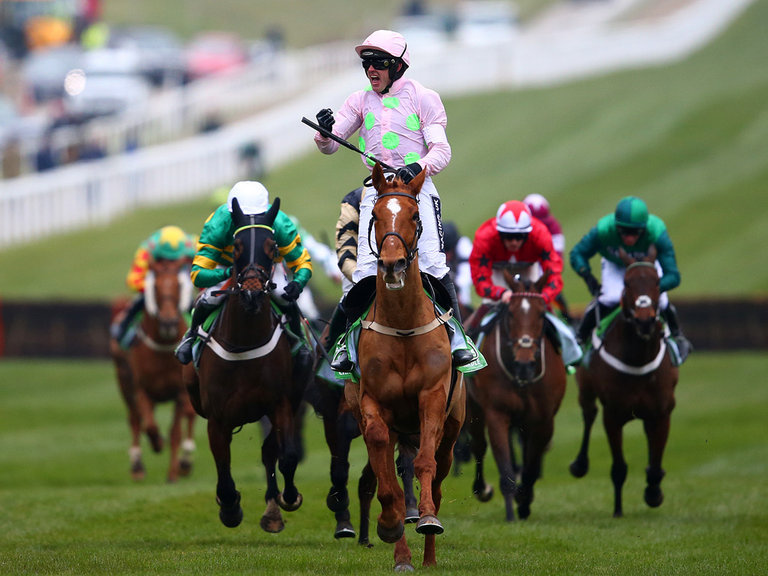 Annie Power Cheltenham Hurdle winner 2016