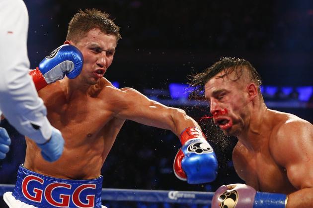 Golovkin knocks out Lemieux