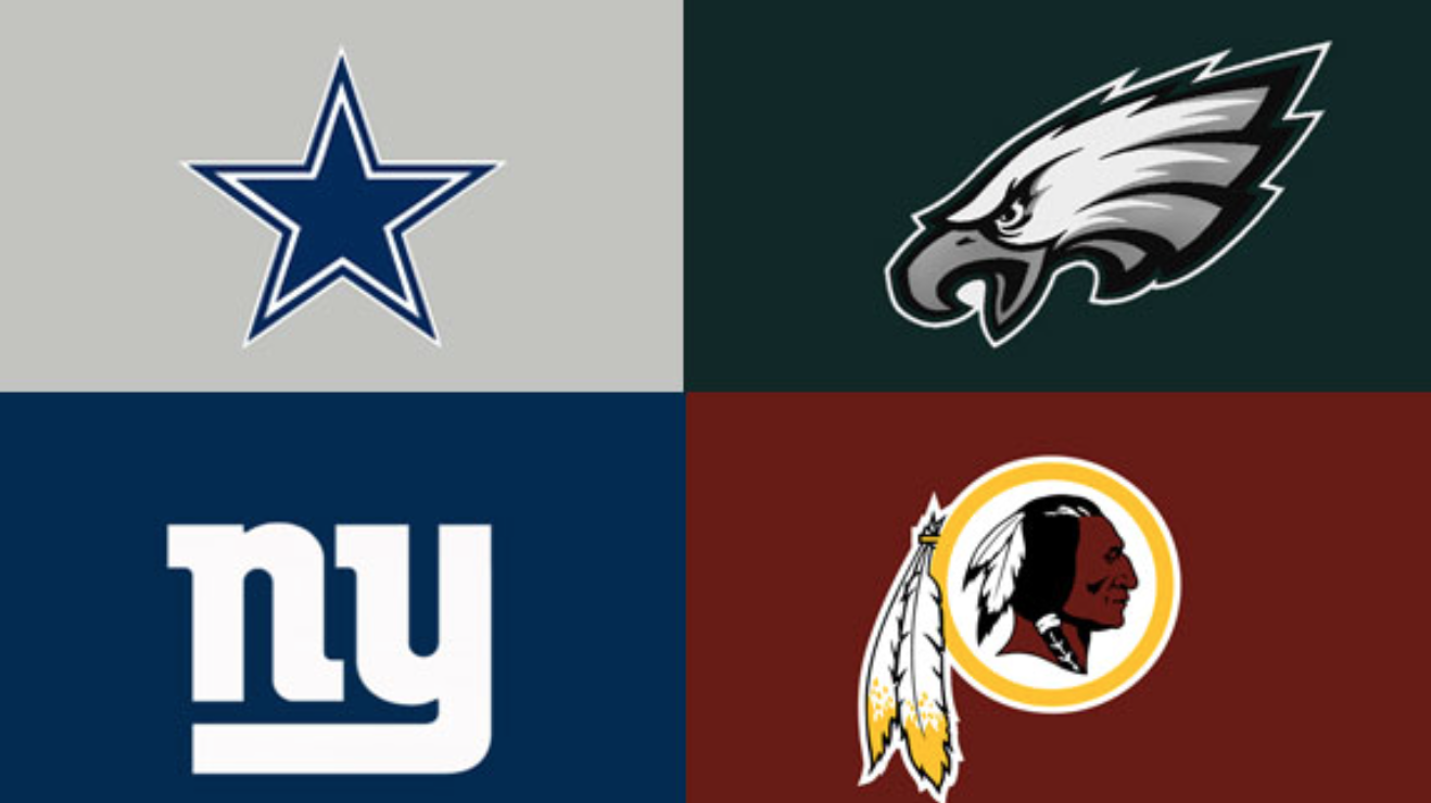 NFC East Teams