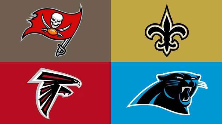 NFC South Teams